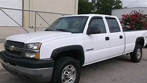 Find Used 2004 Chevy Silverdao 2500hd 4x4 Auto 6 0l Vortec