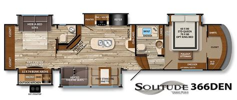 rv bunkhouse floorplans general rv center rv road trip grand design rv rv