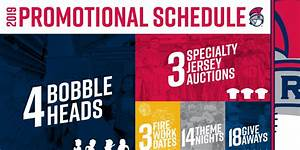Rome Braves Stadium Seating Chart Rome Braves Announce 2019 Promotions Braves