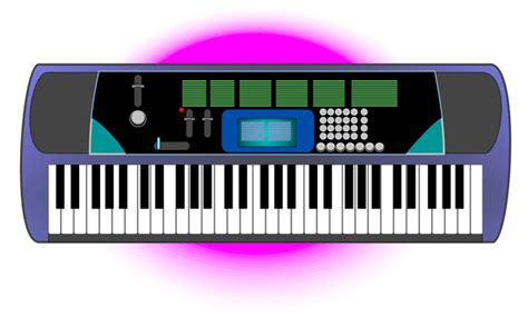 Music Keyboard Clipart Keyboard Clipart Music Keyboard