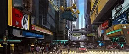 Cyberpunk 2077 Concept Wallpapers Background Games 4k
