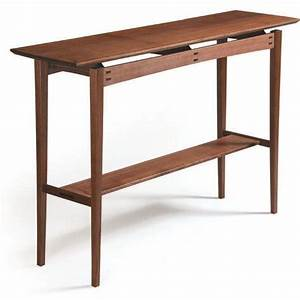 Buy Fine Woodworking Asian-Inspired Hall Table - Paper