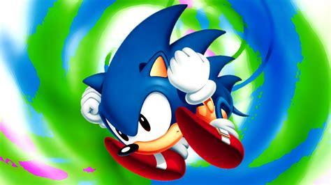 [49+] Classic Sonic Wallpaper HD on WallpaperSafari
