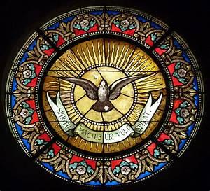 Saint-esprit : définition de SAINT-ESPRIT, subst. masc.