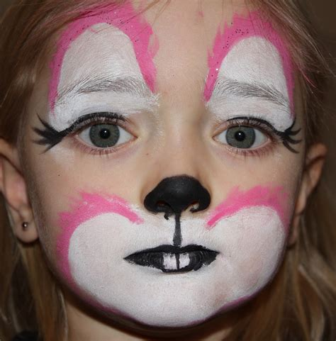 funny face facepainting