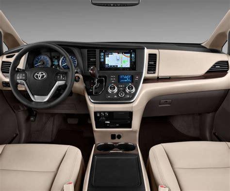 2018 Toyota Sienna Changes, Specs, Price
