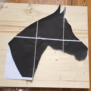 Pferdekopf Aus Holz : holzpferd selber bauen handmade kultur ~ A.2002-acura-tl-radio.info Haus und Dekorationen