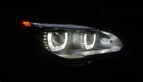 bmw led scheinwerfer bmw 760i led scheinwerfer abblendlicht on the road again