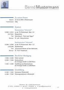 Lebenslauf mit latex vorlage tutorial for Latex vorlage bewerbung