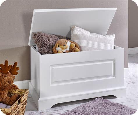 coffre 224 jouet mel blanc mobilier enfant