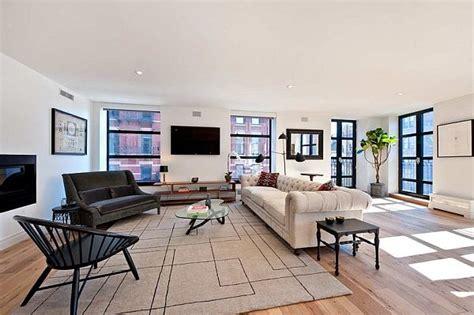 Big Apartments : Chic And Big Apartment In Nolita, Manhattan