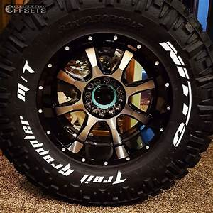 wheel offset 2008 ford f 150 super aggressive 3 5 With nitto tires with red lettering