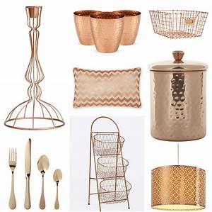 Rose Gold Decor : v i buys copper crush 12 great ways to instantly update your home mamas v i b ~ Teatrodelosmanantiales.com Idées de Décoration