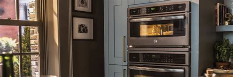 advantium wall ovens speed cook microwave ge appliances