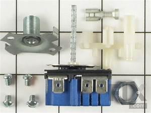 Oem Whirlpool Range Dual Burner Infinite Switch Kit