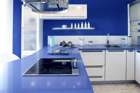 blue formica kitchen will the color of your countertop affect how you feel