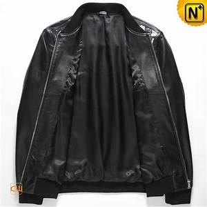 printed leather letter jacket for men cw890027 With letters for jackets