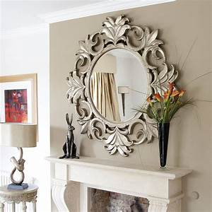 wow factor wall mirrors cosy home blog With wall mirror decor