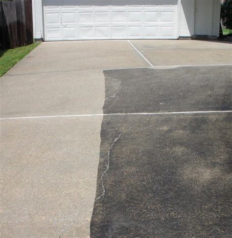 how to clean grease patio pavers driveway sealing paver sealing concrete sealing