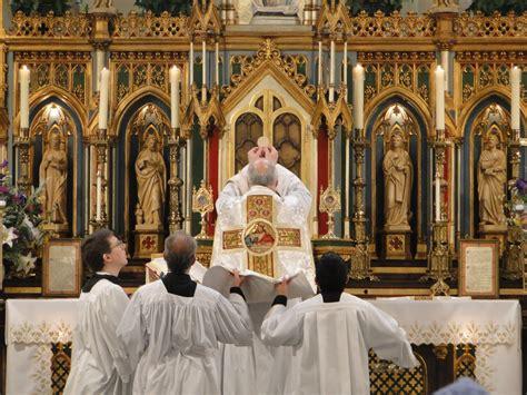 foretaste  wisdom  mystery  mass