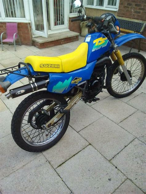 suzuki ts 50 in york gumtree