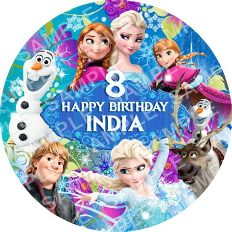 frozen archives edible cake toppers ireland