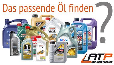 Motoröl so findest du das passende Öl für dein Auto