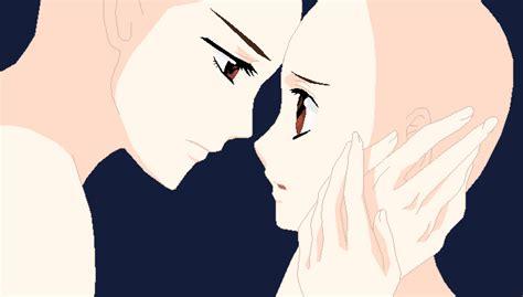 Anime Vampire Couple Base