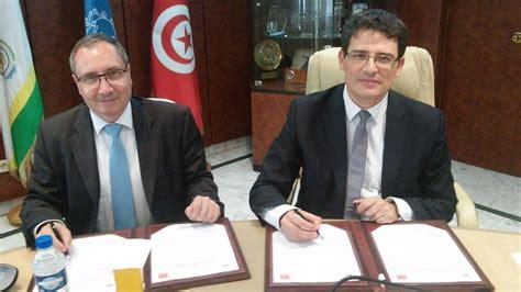 orange tunisie siege la poste tunisienne orange tunisie signent une