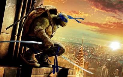Ninja Turtles Mutant Teenage Shadows Leonardo Wallpapers