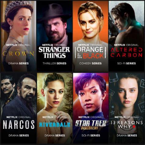 30 Most Popular Netflix Series of 2019