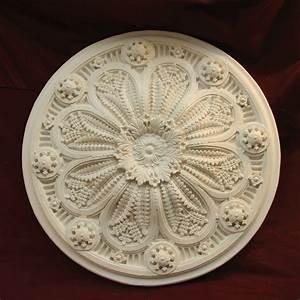 Plaster Ceiling Rose 860mm