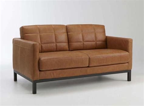 canapé 2 places la redoute 13 idées déco de canapé en cuir marron