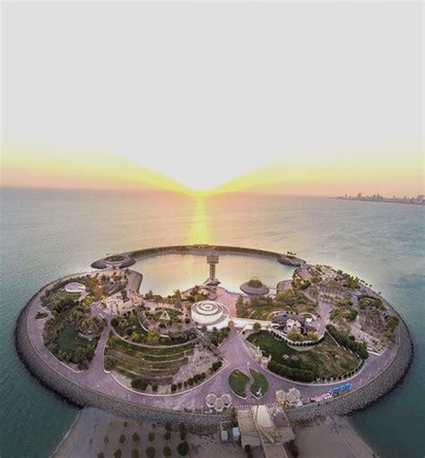 green island kuwait listing attractions  kuwait