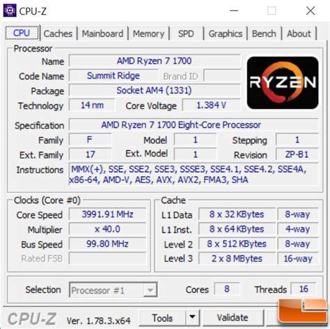 procesor e 7500 amd ryzen 7 1700 overclocking best ryzen processor