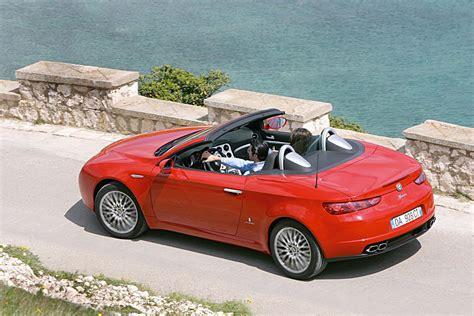 Alfa Romeo Spider Review by Alfa Romeo Spider Convertible Review 2007 2010 Parkers