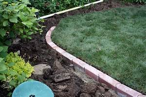 Food, And, Garden, Dailies, Brick, Edging, For, The, Lawn