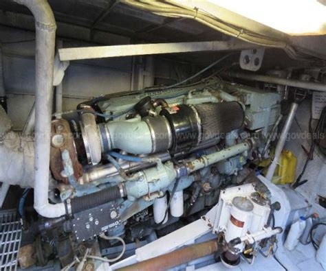 Venice Speed Boat For Sale by 1973 50 Foot Swiftships Response Commercial