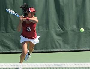 Women's tennis hosts trio of ranked teams in opening Pac ...