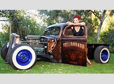 American Rat Rod Cars & Trucks For Sale Rat Rod Pin Up Girls