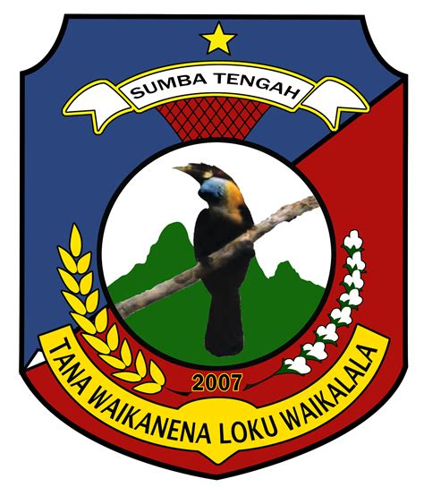 indonesia sungguh indah logo pemda ntt