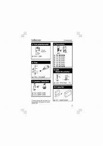 Velleman Projects K8041 Assembly Instructions User Manual