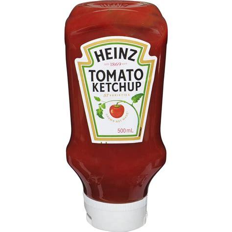 Heinz Tomato Sauce Ketchup