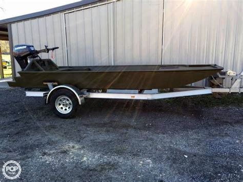 Aluminum Fishing Boat For Sale Used by 2015 Used Custom Built Aluminum 15 Aluminum Fishing Boat