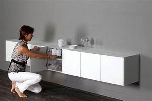 Meuble Bas Salon : meuble bas salon le monde de l a ~ Teatrodelosmanantiales.com Idées de Décoration