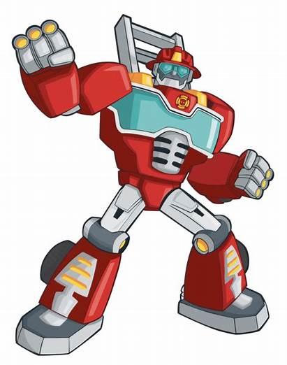 Rescue Bots Transformers Heatwave Transformer Festa Transfer
