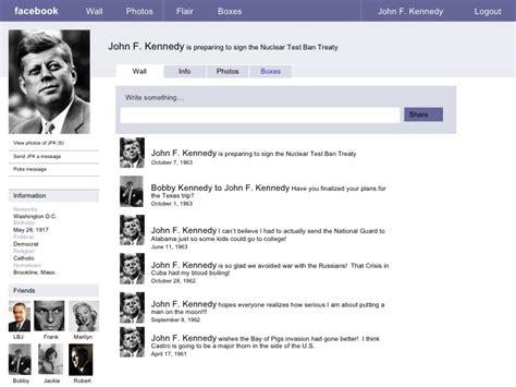 Facebook Sample Page Jfk