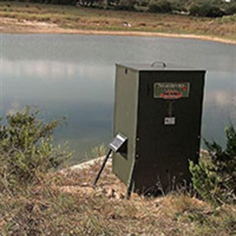 automatic pond fish feeder pond fish feeder