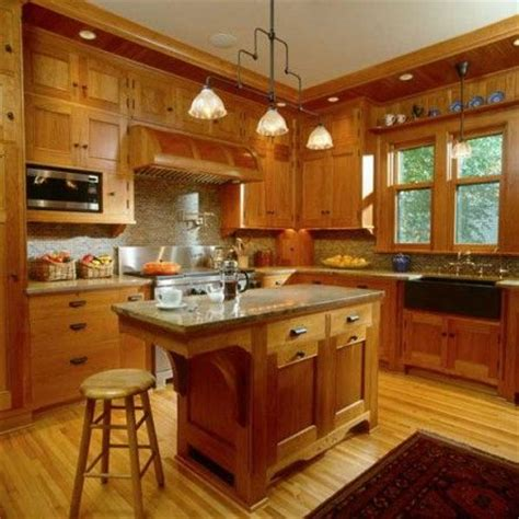 cabin kitchen cabinets in a new kitchen by david heide design studio for a 1904 1904