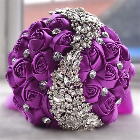 Wedding Decoration Accessories by Wedding Holding Flowers Bridal Bouquet Accessories